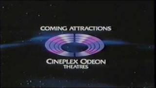 Cineplex Odeon snipe