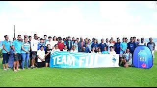 Fijian Minister, Hon. Laisenia Tuitubou officiates at the FASANOC Young Athletes Forum
