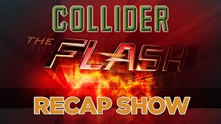 """The Flash Recap and Review Show - Season 2 Episode 4 """"The Fury of Firestorm"""""""