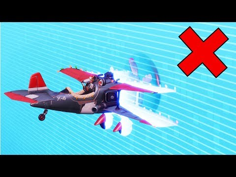 removing all planes from fortnite