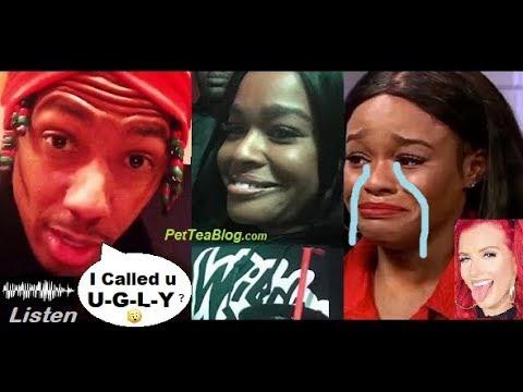 Xxx Mp4 Nick Cannon Makes Azealia Banks CRY On TV She Goes Off On Lightskin Ppl 😵 3gp Sex