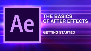 Adobe After Effects CC 2018 Beginner Tutorial: Intro Guide to Learn The Basics  (How to)