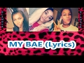 Download Video Download Glamour - Bae (Lyrics) 3GP MP4 FLV