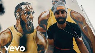 LEBRON JAMES TRIBUTE MUSIC VIDEO: 4Ghosts - lil khara ft. dj khaled, fousey #July15th