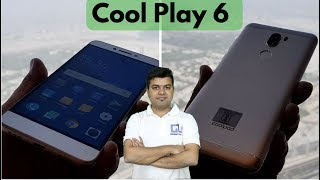 Coolpad Play 6 India Hands on, Camera, Pros, Cons, Not a Review