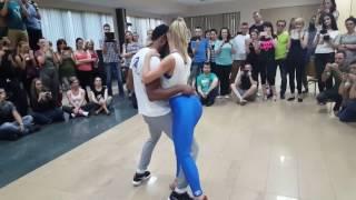 Mejor baile de bachata sensual 2017
