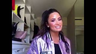 Demi Lovato - Sorry Not Sorry Duet On Smule Sing! Karaoke