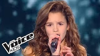 The Voice Kids 2015 | Justine - Castle in the Snow (The Avener) | Finale
