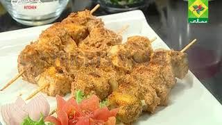 Panasonic Quality Kitchen [Masala TV]  Cream Chicken Sticks & Pineapple Cream Smoothie Recipe