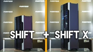 the NEW Skyscraper ITX Case - Phanteks Evolv SHIFT // SHIFT X