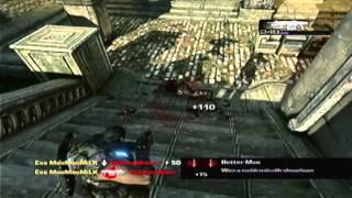 Ess MooMooMiLK So Amazing Gears of War 3 Montage