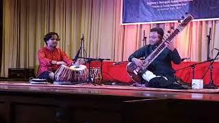 Morshed Khan Opu (Sitar) and Mir Naqibul Islam (Tabla)- Raag Kirwani