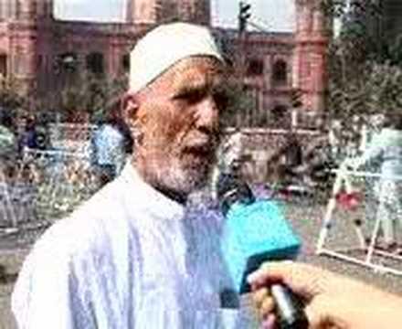 Wah Baba Jee Wah, Punjabi swearing about Sheikh Rasheed`