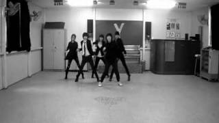 MBLAQ - Y dance steps by the B.girls