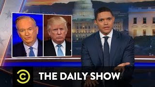 President Trump Takes (Executive) Action: The Daily Show
