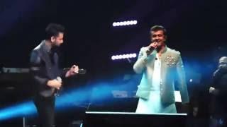 Sonu Nigam & Atif Aslam Singing together - Live Concert, Atlanta 2016