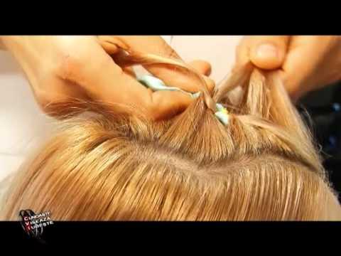 tutorial impletituri oksana salon by luana ibacka