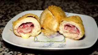 Tavuk Cordon Bleu(Chicken Cordon Bleu)