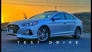 Hyundai Sonata 2018 - Prueba de Manejo | ADN Automotriz