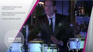 DJ+ Percussionist