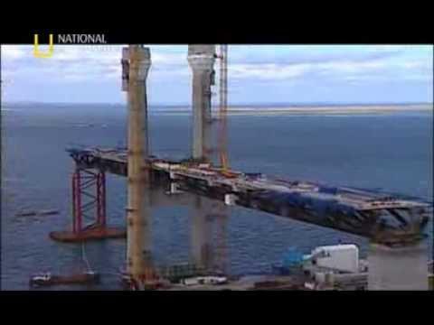 Mega Yapılar Öresund Köprüsü National Geographic 3 4