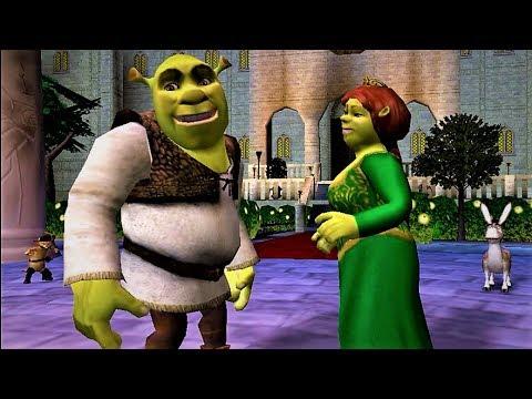 Shrek 2 PC Game Part 5