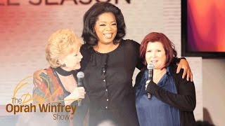 Debbie Reynolds And Carrie Fisher's Mother-Daughter Relationship | The Oprah Winfrey Show | OWN