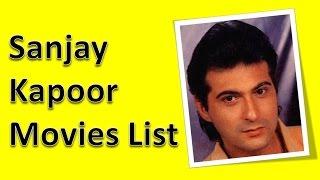 Sanjay Kapoor Movies List
