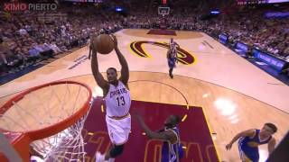 Golden State Warriors vs Cleveland Cavaliers   Game 6   Full Game Highlights   2015 NBA Finals