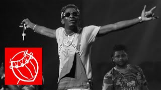 Shatta Wale performs new hit