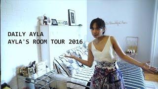Ayla's Room Tour 2016 | Daily Ayla - AYLA DIMITRI (Bahasa Indonesia)