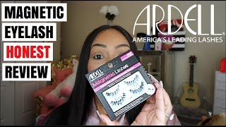 ARDELL MAGNETIC EYELASH REVIEW
