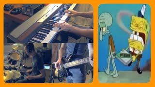 Krusty Krab Pizza (Spongebob Squarepants) Full Band Dub