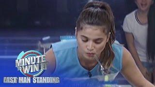 Spoon Feeding | Minute To Win It - Last Man Standing