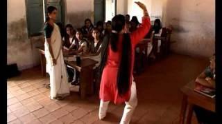 GRHSSchool Kottakkal Rajah's Harithavidyalayam Realityshow.VOB