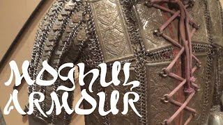 Moghul armour part two