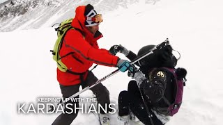 KUWTK | Khloé and Kylie Go For the Ride of Their Lives! | E!
