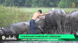"""Syukor Khamis """"Kampung Boy"""" Terengganu"""