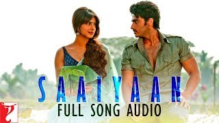 Saaiyaan - Full Song Audio | Gunday | Shahid Mallya | Sohail Sen