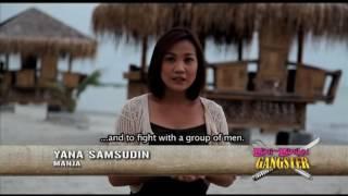 Di Sebalik Tabir | Behind The Scene Filem Bini - Biniku Gangster