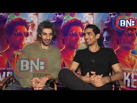 INTERVIEW WITH JIM SARBH & GULSHAN DEVAIAH FOR EROS NOW NEW WEB SERIES SMOKE
