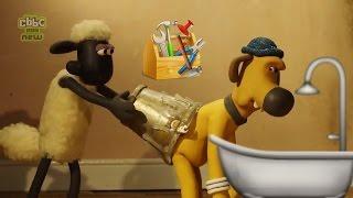 Барашек Шон Ремон все серии подряд новые мультики для детей 2017 баранчик shaun the sheep شون ذا شيب