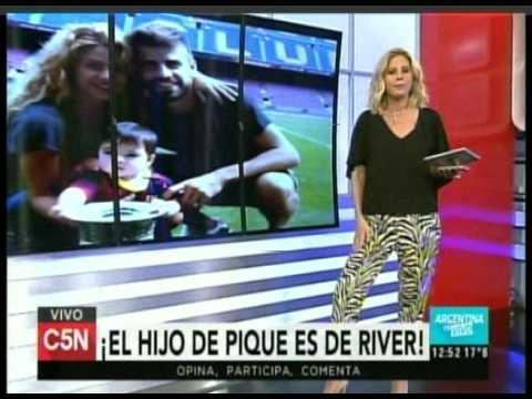 Xxx Mp4 C5N Internet El Hijo De Pique Y Shakira Hincha De River 3gp Sex