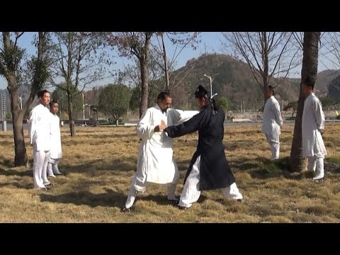 Taichi in real fight the best one