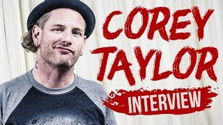 COREY TAYLOR about his childhood, love and music || METAL HAMMER