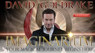 Imaginarium by David Goldrake At Tropicana Las Vegas REVIEW / PREVIEW