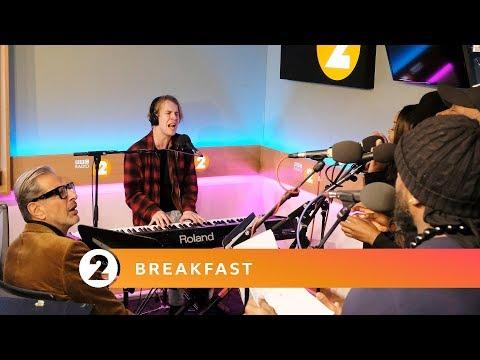 Tom Odell Piano Man Billy Joel cover Radio 2 Breakfast
