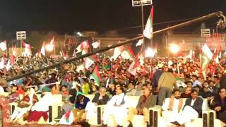 MQM Haidrabad akbari ground jalsa Farooq Sattar