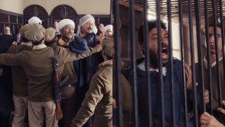 نسر الصعيد - مسعد إتحكم عليه بالإعدام 😱 .. زلطة عمل الغلط مع هتلر في المحكمة ⚖