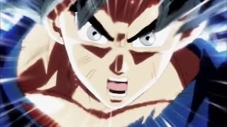 ♥ ♦ Ultra Instinct Goku V.S. Jiren 「 AMV 」- Mi Gente ♣ ♠